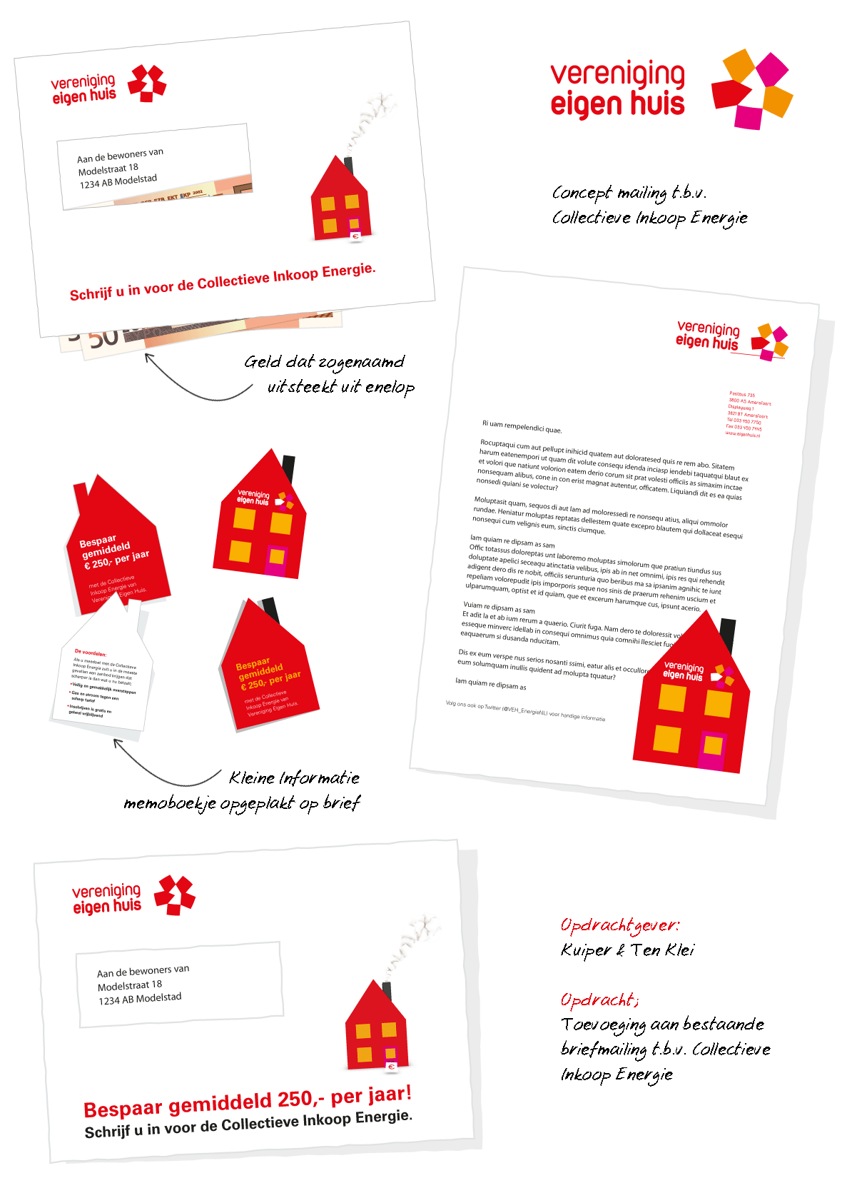 Eigen-Huis-Mailing